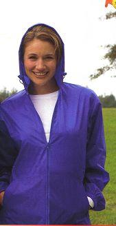 Full Zip Nylon Jacket