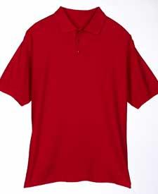 Men's Whisper Pique Polo