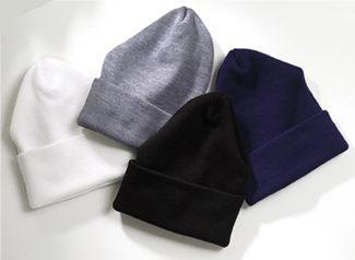 Heavyweight Cuffed Knit Cap