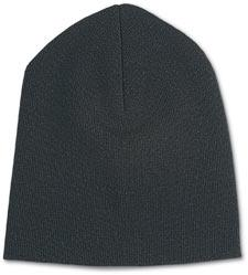 Adult Solid Fine Knit Cap