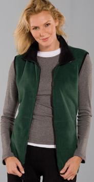 Signature Fleece Vest