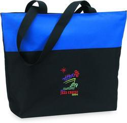 Zippered Promotional Tote