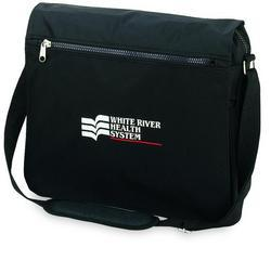 Microfiber Messenger Bag