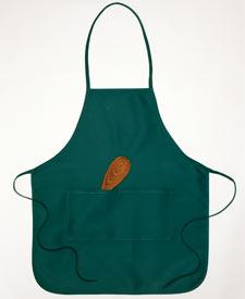 Large 2-Pocket Apron