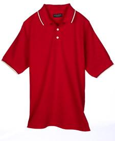 Men's Single Pique Classic Polo