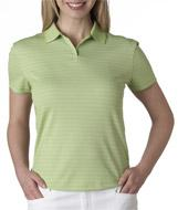 Ladies' Micro-Pima Patterned Polo