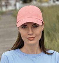 Bio-Washed Unstructured Cap
