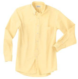 Long-Sleeve Oxford Dress Shirt