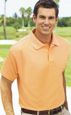 Men's Model Blend Polo