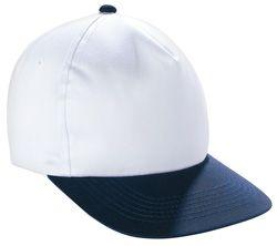 100% Cotton Twill 5-Panel Two-Tone Cap