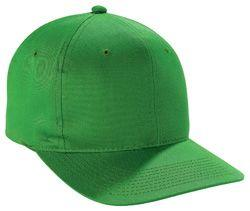 Youth 6-Panel Twill Solid Cap