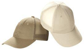 Garment Wash Twill Front/Mesh Back Cap