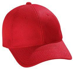 6-Panel Cushion Mesh Cap