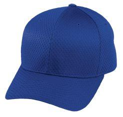 Athletic Mesh Solid Cap