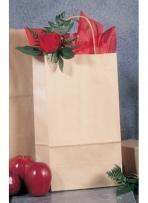 Kraft Shopper Brown Bag