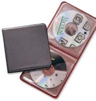 Sealed Compact Disk Holder