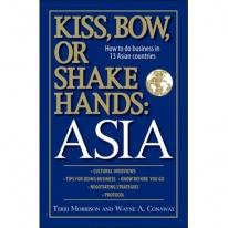 Kiss, Bow, or Shakes Hands: Asia