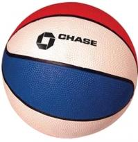 "7"" Red, White & Blue Mini Basketball"