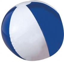 "12"" Blue & White Beachball"
