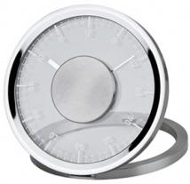Metropolis Fold-Up Metal Clock