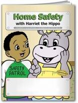 Coloring Book: Home Safety