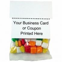 2 oz. Business Card Promo Pack - Hot Tamales