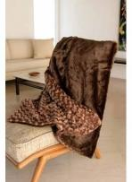 Giftcor Rabbit & Rosebud Luxury Blanket
