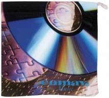 Full Color Microfiber CD Case/Bag