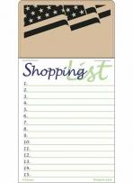 Press-N-Stick - Shopping List