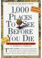 Gift Book: 1,000 Places to See Before You Die