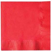 Colored 2-Ply Beverage Napkins