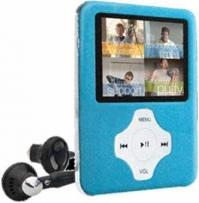 Jiggy Slim Portable Media Player-4GB