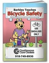 Coloring Book: Bicycle Safety