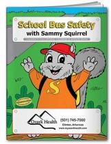 Coloring Book: School Bus Safety
