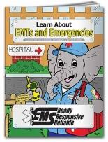 Coloring Book: EMTs & Emergencies