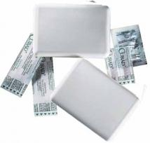 First Aid Kits in Embossed Plastic Boxes