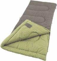 Coleman Cool Weather Sleeping Bag W/ Stuff Sack