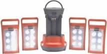 8D LED Quad Lantern (Decal)