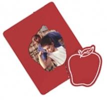 Picture Frame W/ Apple Punch Out - .030 Thickness