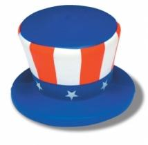 Stars & Stripes Hat Stress Reliever