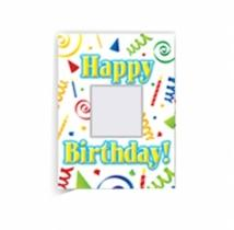 Safe/Ad Happy Birthday Greeting Card