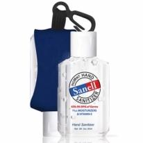 Sanell 2 oz Hand Sanitizer With A Custom Leash