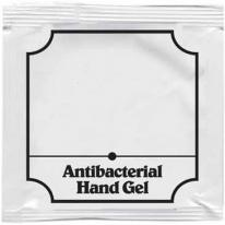 Pacific Anti-bac Hand Gel Packets (Large)