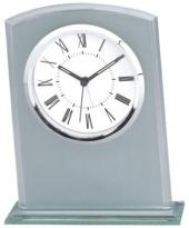Glass Decor Alarm Clock