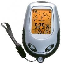 Digital HandHeld Compas/Thermo-Alarm Clock