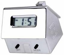 Home-Sweet-Home Digital Desk Alarm Clock