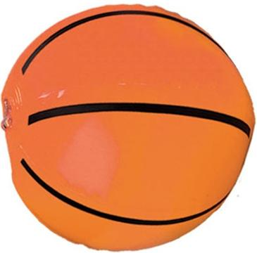 "9"" Basaket Ball Beach Ball"