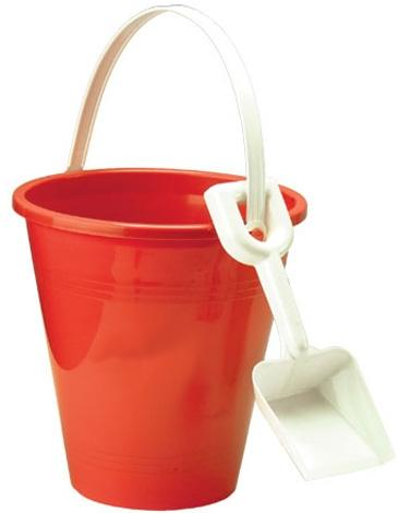 9 inch Sand Pail and Shovel