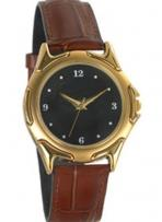 Radison Watch With Gold & Matte Gold Casing