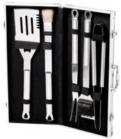 Premium Stainess Steel BBQ Set
